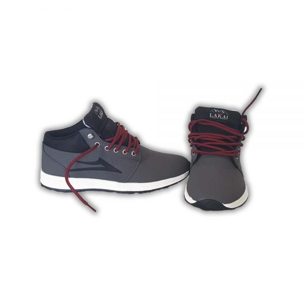 Lakai Friffin Boot Grey Shoes