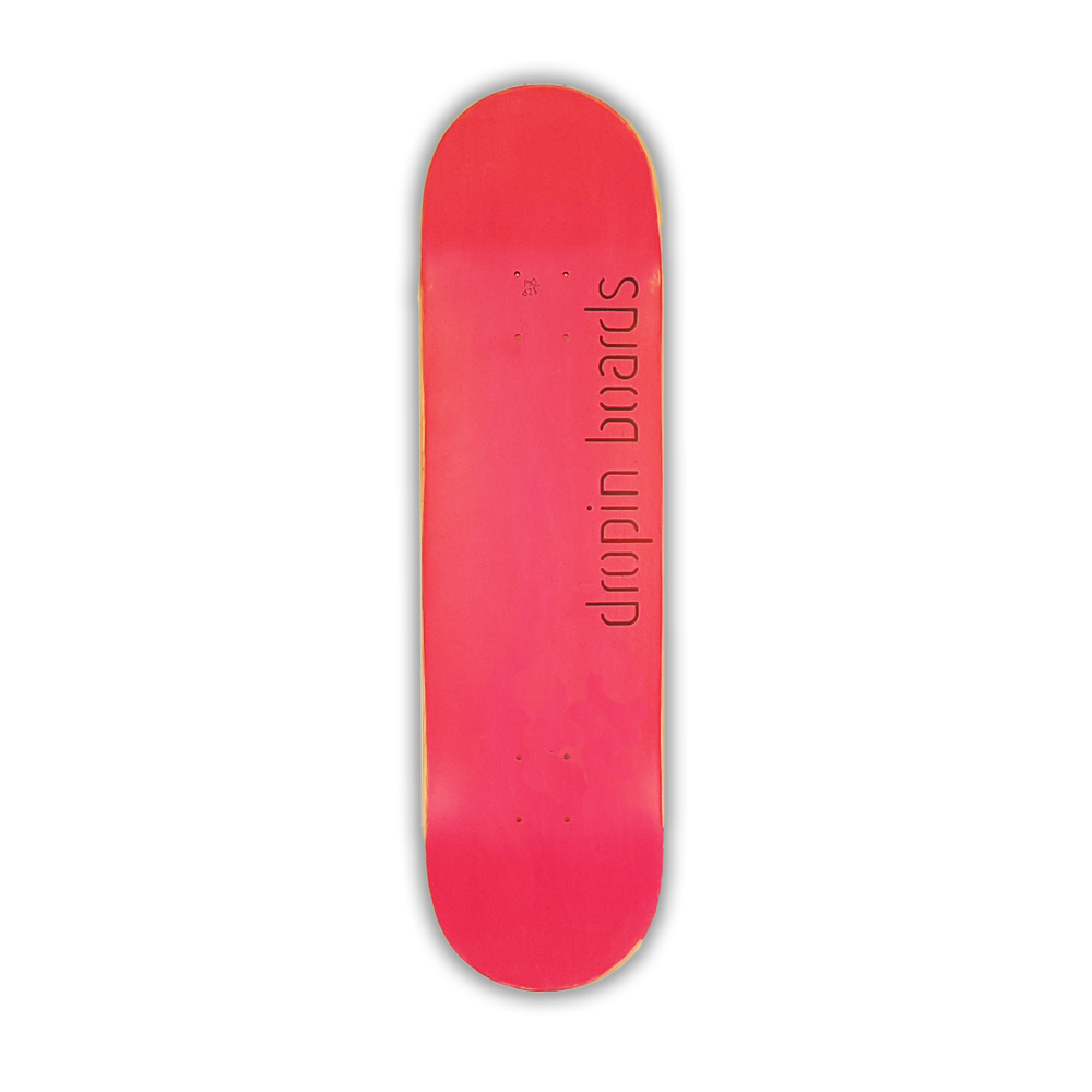 Skateboard Dropinboards Pink